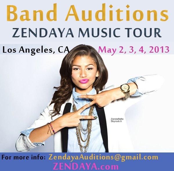 Photo de Zendaya à Young Hollywood