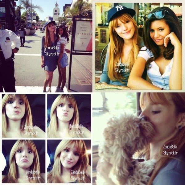 Nouvelles photos Instagram de Zendaya