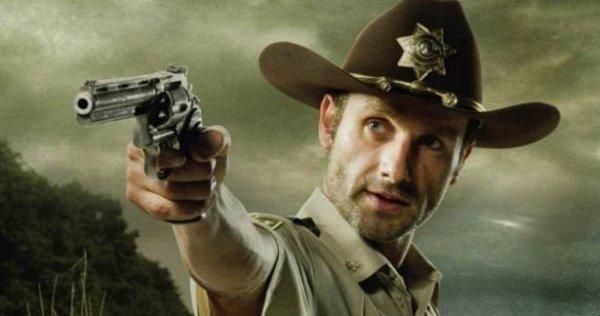 Présentation de The Walking Dead - Introduction