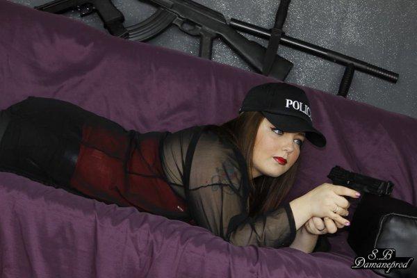 Shooting Thème : Police