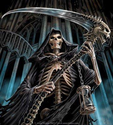 ♥ La Mort ♥
