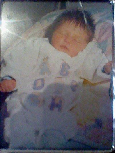 ♥ Moi à Ma Naissance (11/12/1996) ♥