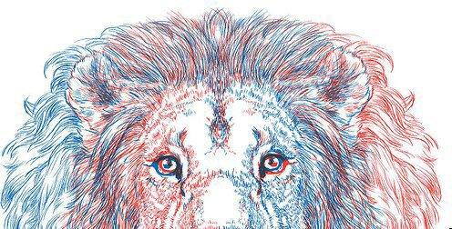 Si la réincarnation existe, je voudrais être un LION.