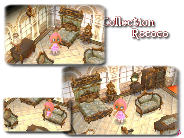 Catalogue: Collection Rococo