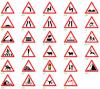 Panneaux de la sécurités routières  A2