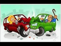 Les accidents de voiture !