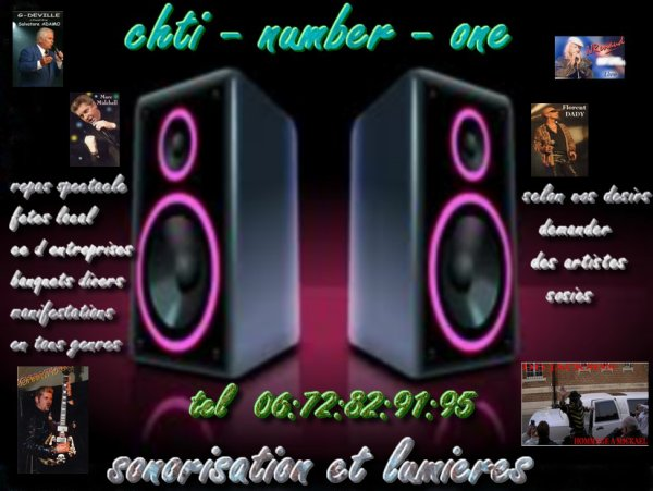 pour me contacter aller sur faceboock taper didier dupont et site web chti-number-one wix.com