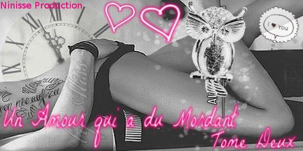 Un Amour qui a du Mordant !!      Tome2 - Chapitre3