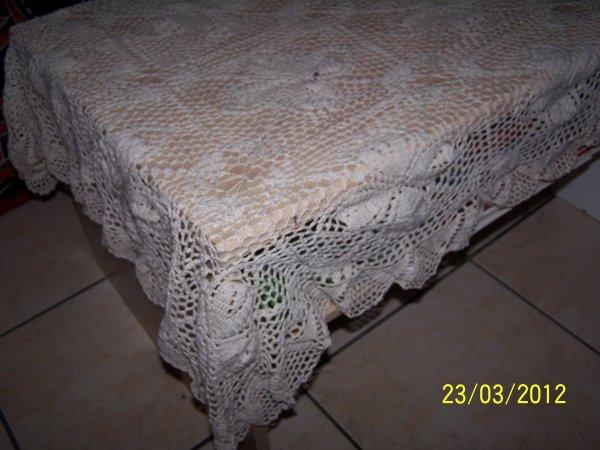 Nappe pour table basse bienvenue dans mon blog Nappe table basse