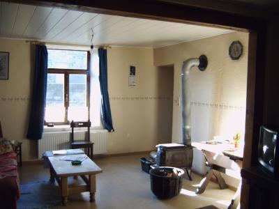 1 re disposition notre maison mogimont for Disposition salon