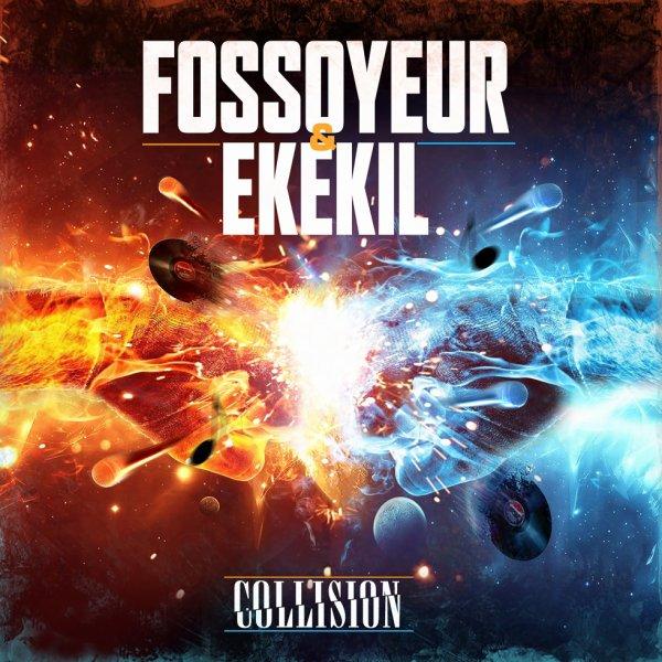 fossoyeur & ekekil, le projet commun : collision