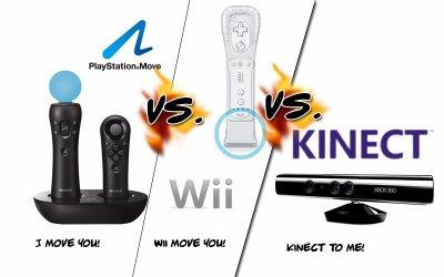Actualité Des consoles les plus vendus: PSM,Kinect,Wii...