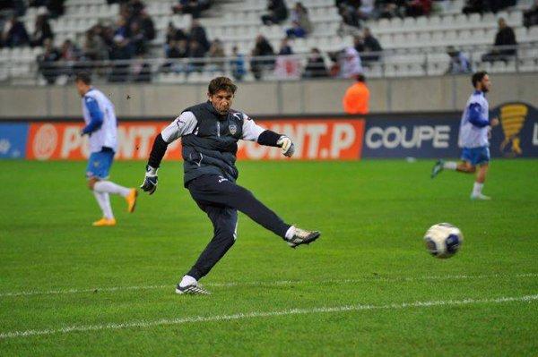 Rencontre avec Fabien Campioni (Foot Ligue 2)