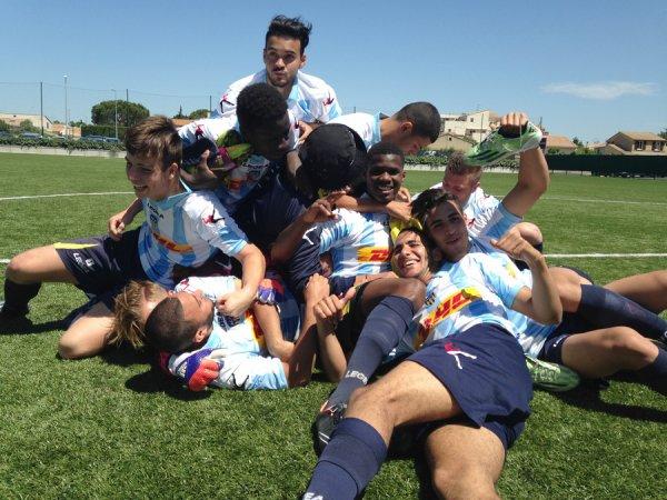 LES U19 D.H. REMPORTENT LE CHAMPIONNAT DE LIGUE MEDITERRANEE (liens asso + photos)