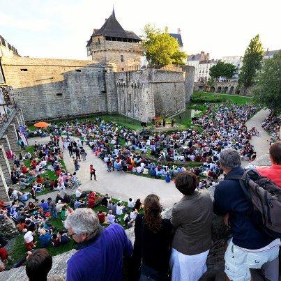 """Au Festival """"Aux heures d'été """" à Nantes, les 7 et 8 Août 2012"""