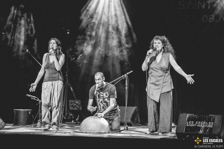 """Festival """"Les ESCALES"""" à Saint-Nazaire"""