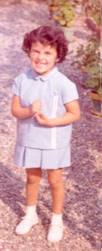 Régine Gesta 4 ans