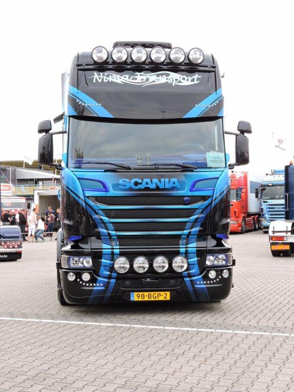 ASSEN 2016 - NIMA Transports - PINK