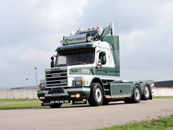 ASSEN 2016 - transports VAN TRIEST