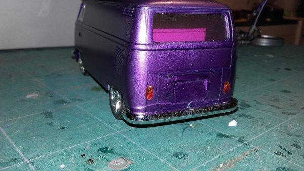 VW COMBI type 2 van  1967