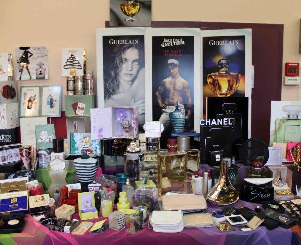 Salon du parfum garon 2013 juanitakat et les minis for Salon parfum