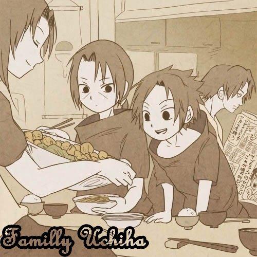Family de Sasuke & Itachi ♥
