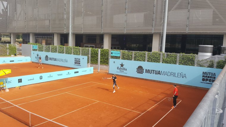 Mutua Madrid Open, Madrid 2017