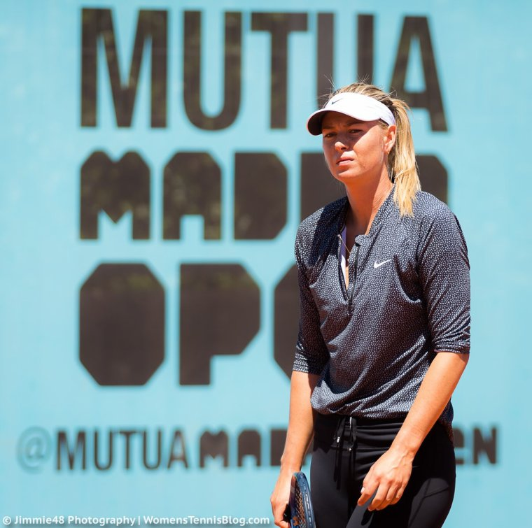 Mutua Madrid Open, Madrid 2017 - 1 jour
