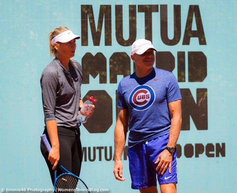 Mutua Madrid Open, Madrid 2017 - 1 jour