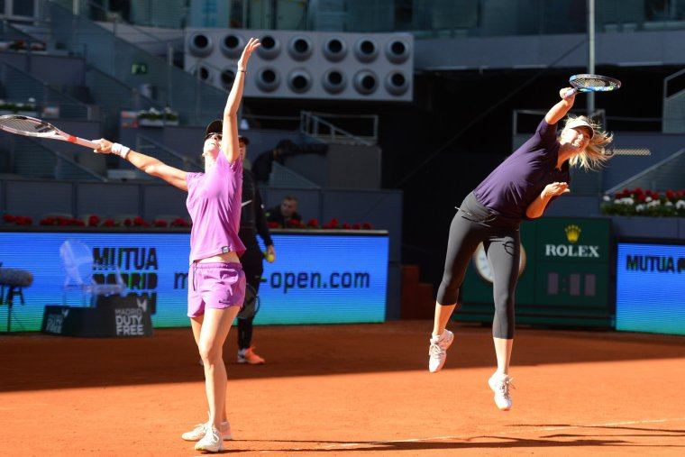 Mutua Madrid Open, Madrid 2017 - 2 jour
