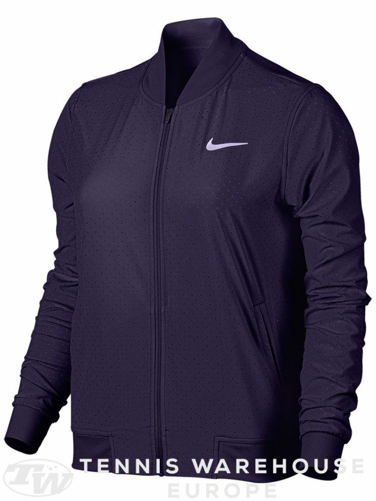 Nike Robe couleur violet foncé/ Lilac (Roland Garros 2017)
