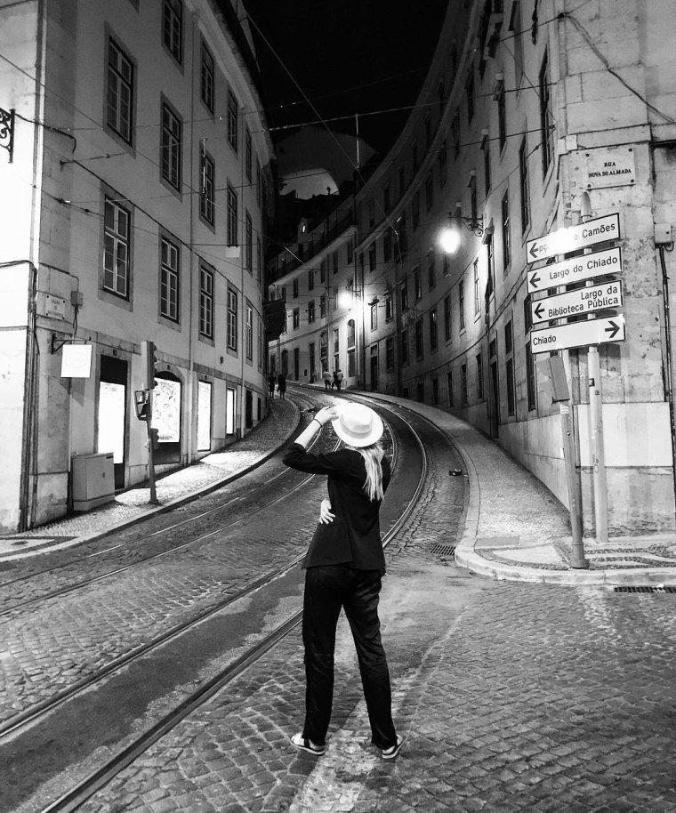 Maria Sharapova à Lisbonne (Portugal)