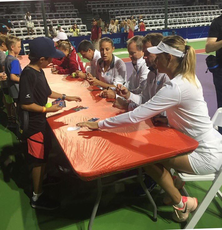 World Team Tennis 2017 Breakers Orange County à san diego