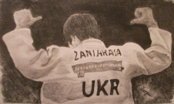 Portrait 4 : Georgii Zantaraia <3