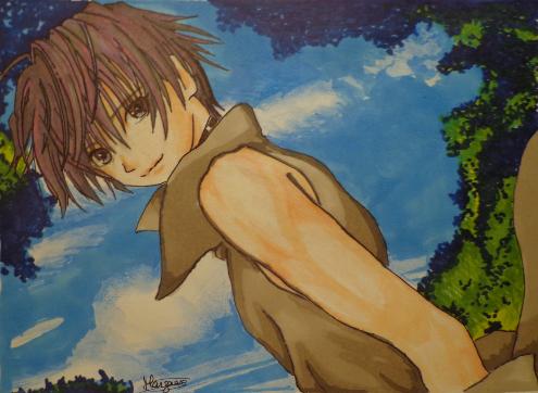 Manga 8 : Boy