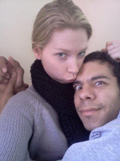 ma namoureuse et moi