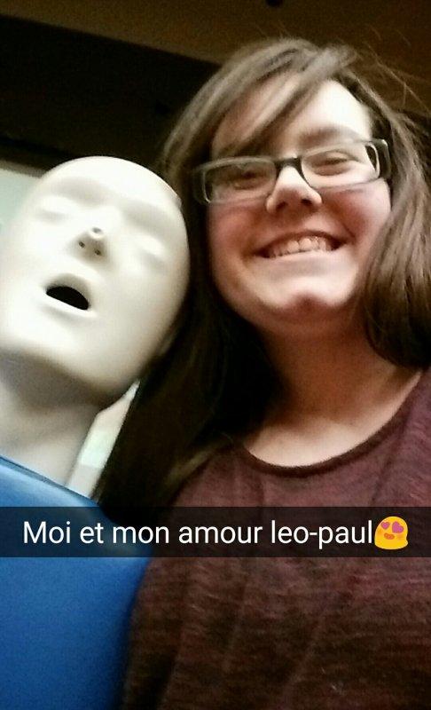 RCR avec Léo-Paul