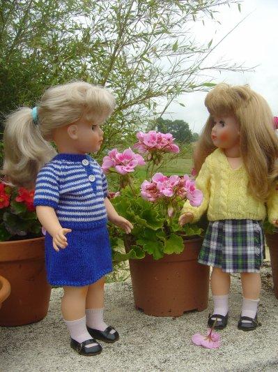 Julie et Sophie