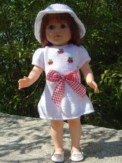 La robe aux cerises