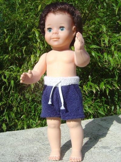 Maillot de bain de Juillet 1968