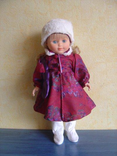 Le manteau de la malle Petitcollin des 150 ans