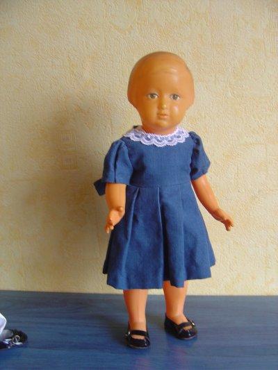 La robe de Décembre 1951