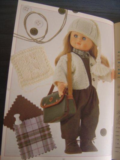 """Les habits d'Emilie - """"Naturel irlandais"""""""