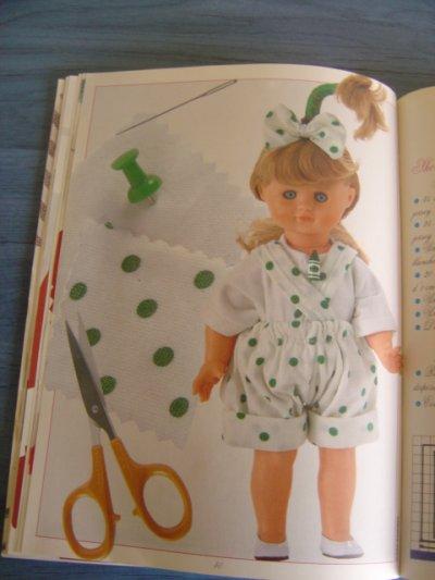 Les habits d'Emilie - Petits pois