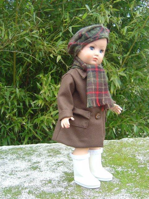 Le manteau de Mars 1952