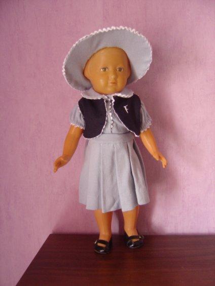 Il y a bien longtemps, quelques vêtements de Françoise !