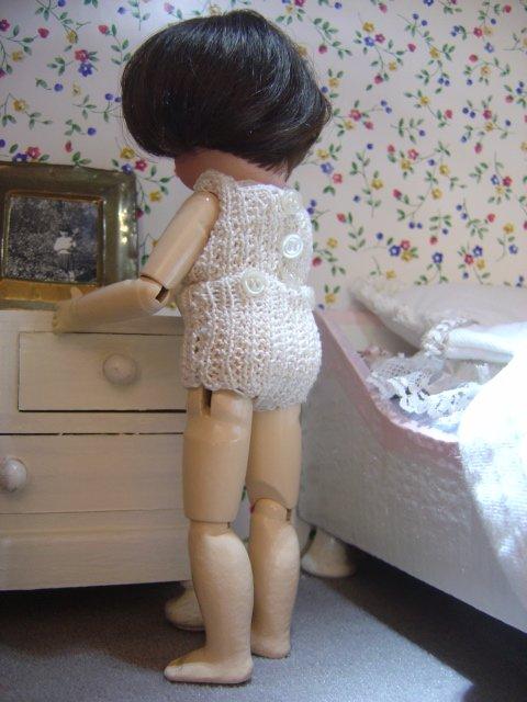 Les sous-vêtements de Loulotte