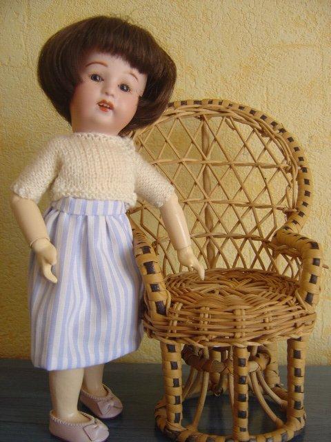 La petite veste de Loulotte