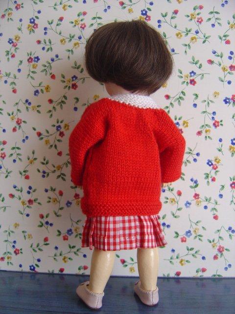 """Une tenue pour Loulotte """"Une lettre"""""""