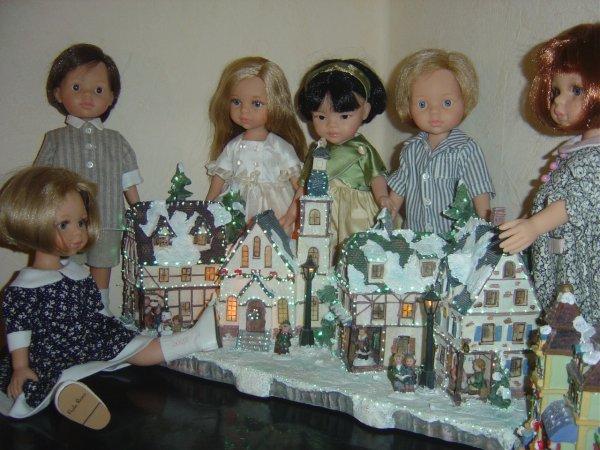 Le village de Noël